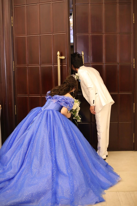 シンデレラドレス 結婚式 お色直し