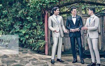 結婚式 新郎タキシード