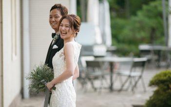 The garden oriental osaka 結婚式 ウェディングドレス