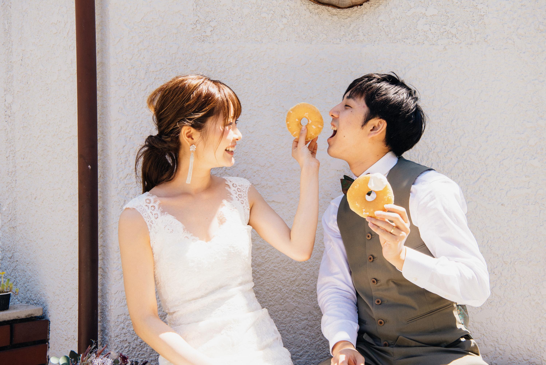 結婚式前撮りの面白いアイデア、先輩花嫁のお写真30例をご紹介! , Cocomelodyマガジン