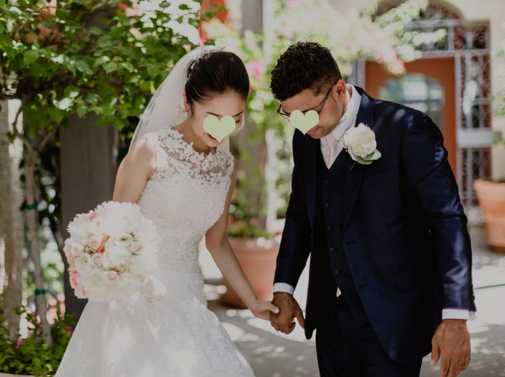 結婚式 アメリカ ファーストダンス 国際結婚