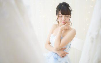 appiest Princess ハピエストプリンセス Aライン LD5884 髪型