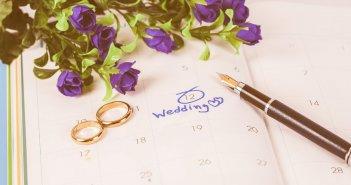 2020年版結婚式の日取りガイド 決めたか