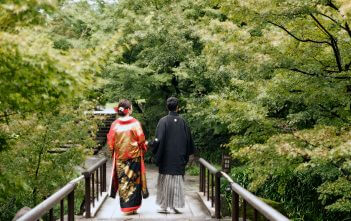 結婚式前撮り 名古屋 スタジオアズワン 和装