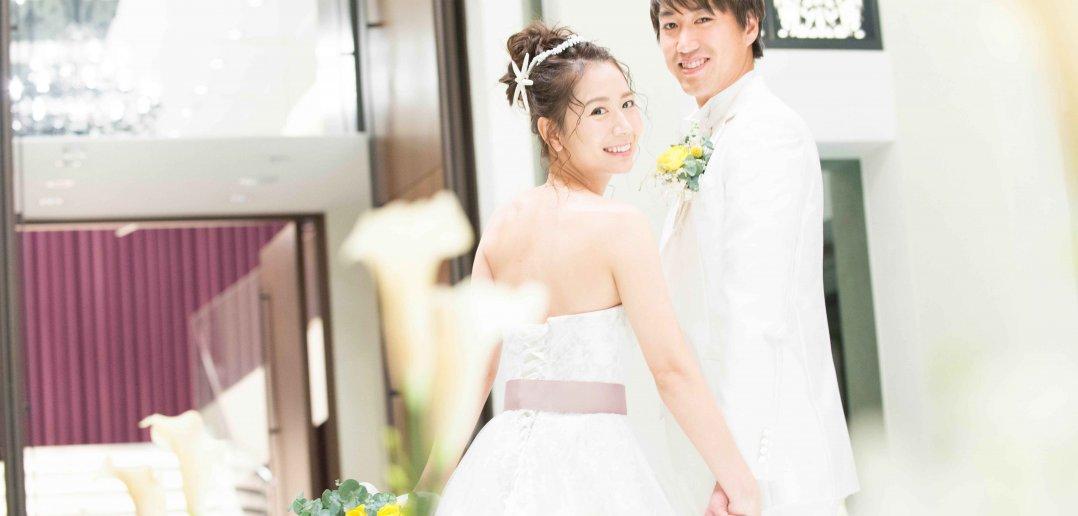 ウェディングドレス サッシュベルト カノビアーノ福岡