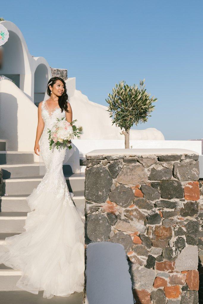 ウェディングドレス マーメイド ギリシャ