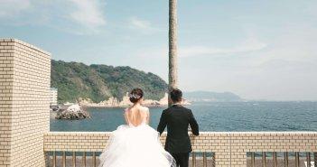 結婚式 前撮り 関東 ウェディングドレス バックレス