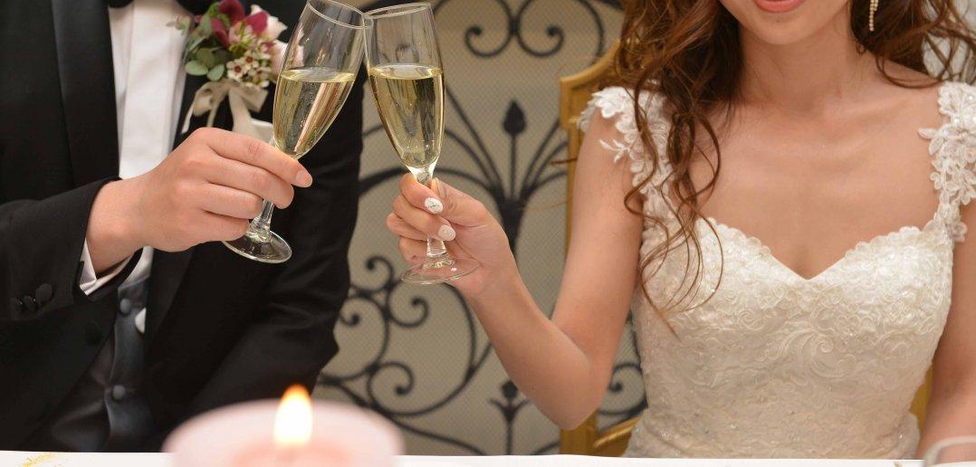 ベイサイド迎賓館松山 結婚式 インポートドレス
