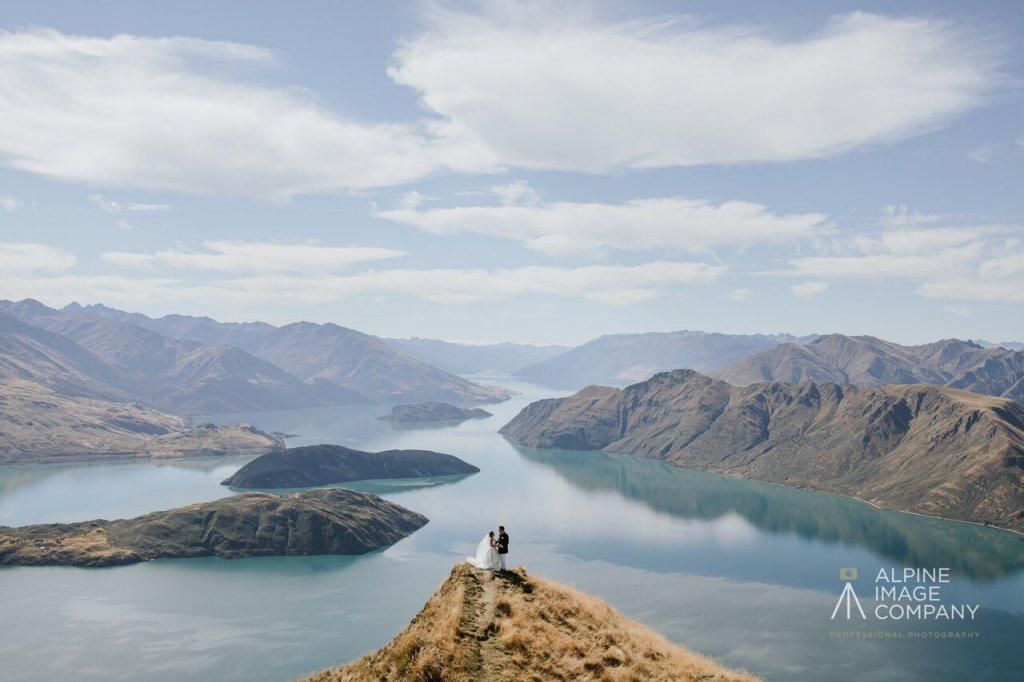 ワナカ・ニュージーランド 結婚式前撮り 国際結婚