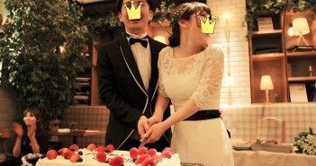 goodspoonみなとみらい 結婚式 ウェディングドレス ボレロ