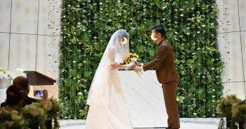 アルモニーソルーナ表参道 結婚式 ウェディングドレス