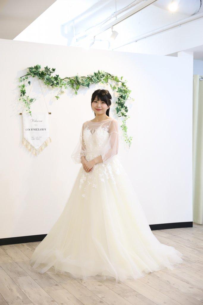 袖付きウェディングドレスの人気が高まっている 種類や選び方について