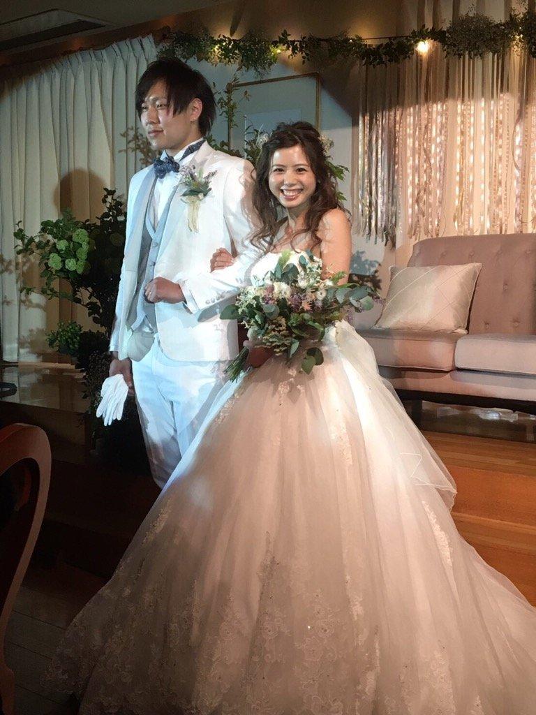 ヴィラデマリアージュ宇都宮 結婚式 ウェディングドレス Aライン