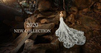 2020年の新作ウェディングドレスを一挙紹介❣トレンドはどんなドレス?