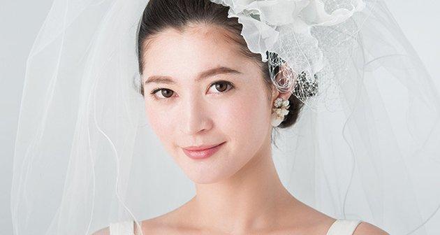 ウェディングドレスの印象はヘアスタイル&メイクで決まる!2020年の花嫁に合うものは?