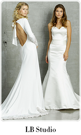 自分だけのウエディングドレスをお探しなら、デザイナーズコレクションLB Studio