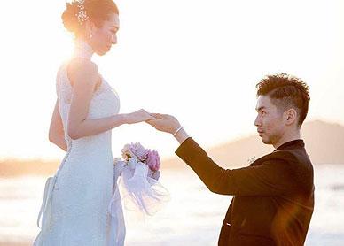 ウエディングドレスの先輩花嫁